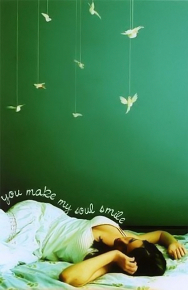You make my soul smile